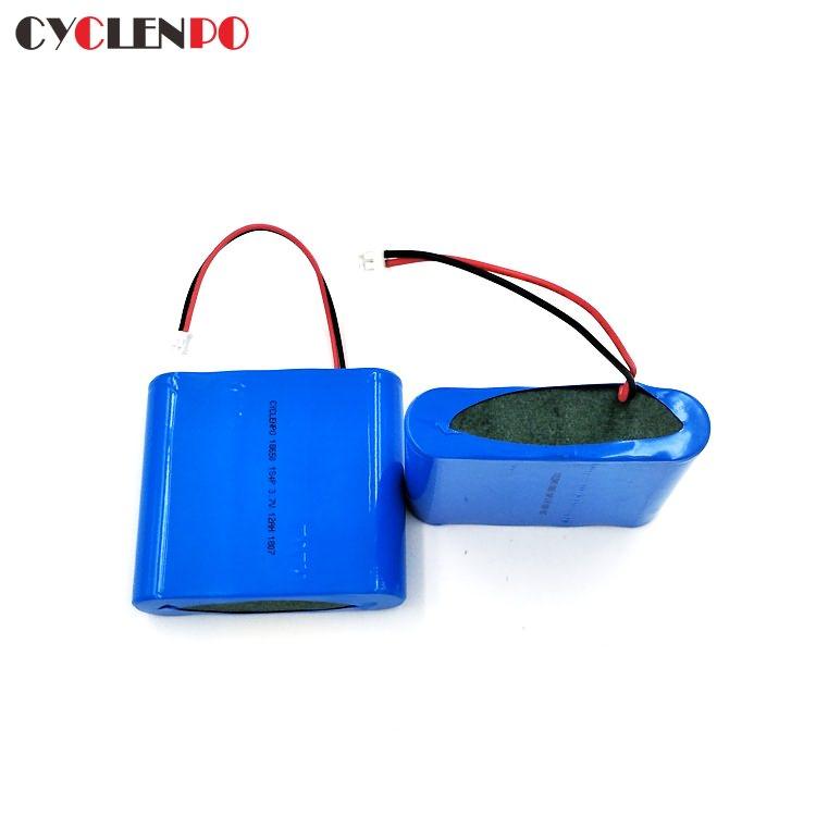 lithium batttery 3.7V 12000mAh