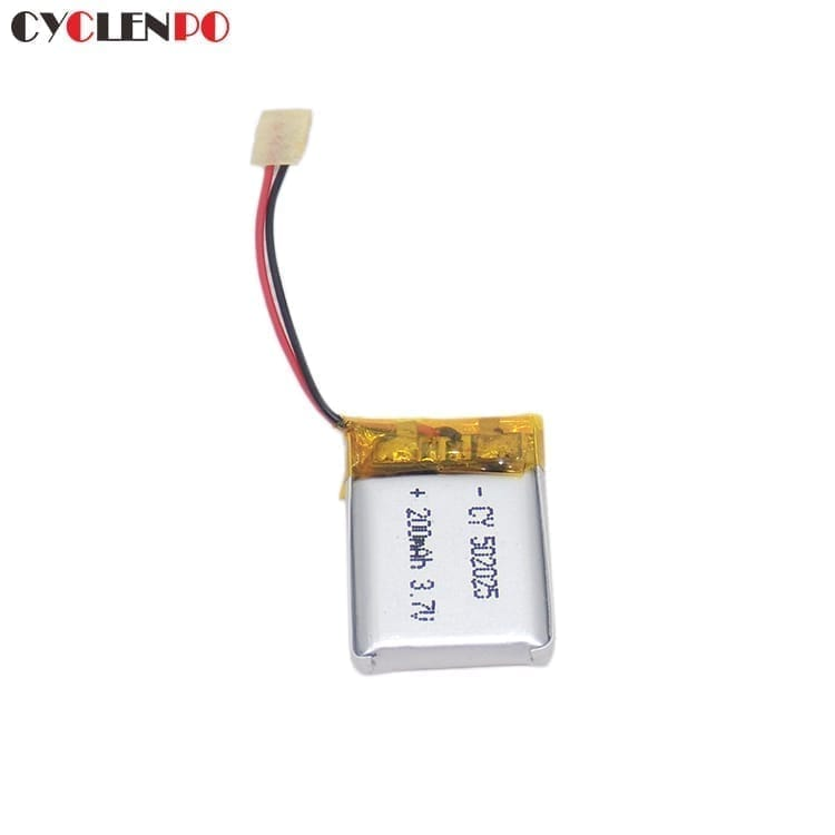 3.7v 200mah best lithium polymer battery