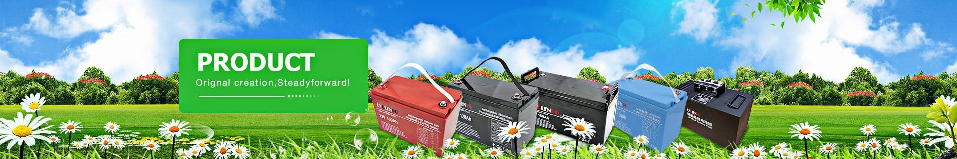 LifePO4 Battery 12v 200ah, More Than 3000 Cycle Times, Custom LifePO4 Battery