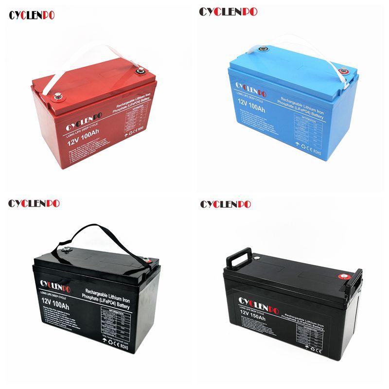 the lifepo4 battery