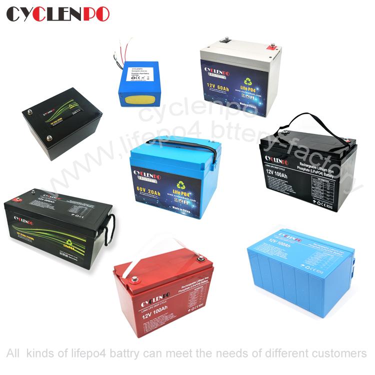 12v lithium ion battery pack