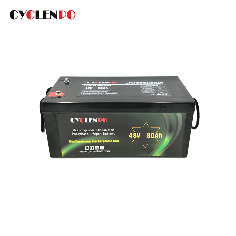 Lifepo4 48V 80Ah Battery For Electric Vehicles and Energy Storage