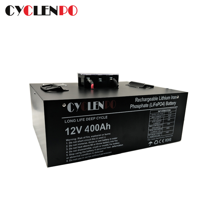 12v 400ah Deep Cycle Battery