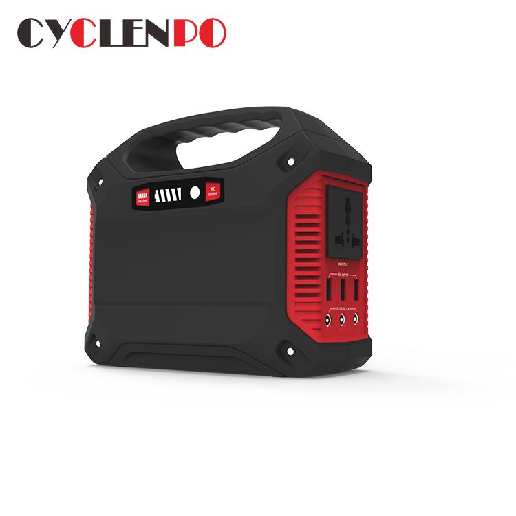 China factory direct supply 5V portable battery generator