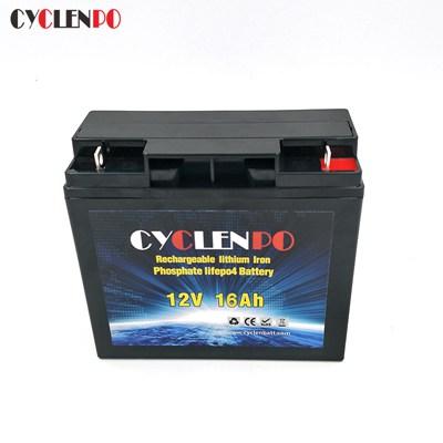 12v 16ah battery
