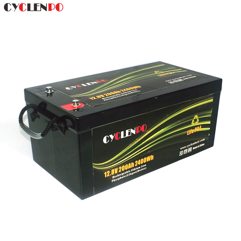 lifepo4 battery 12v 200ah