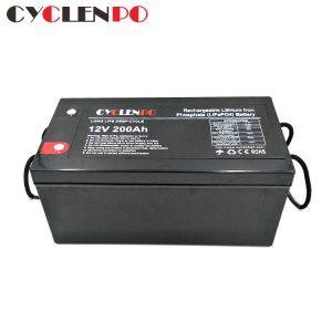 Customized Lifepo4 Battery 12v 200ah