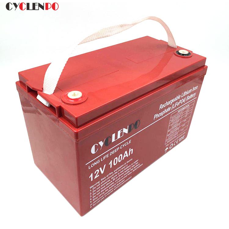 12v 100ah lifepo4 battery