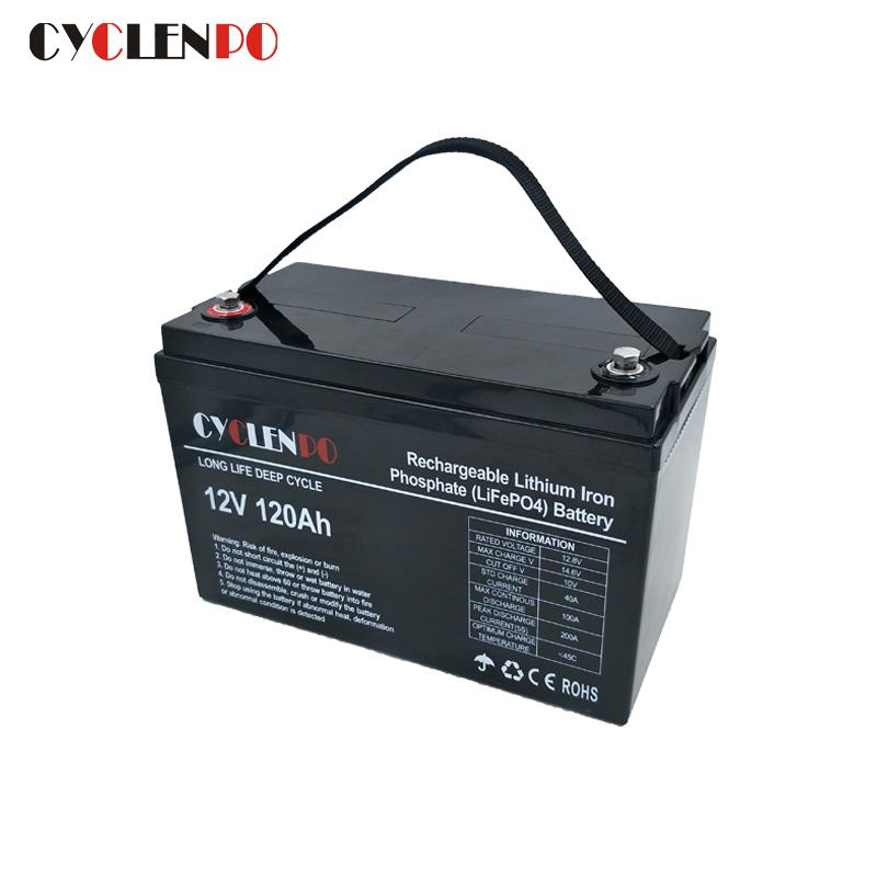 deep cycle lifepo4 battery
