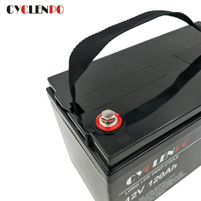 12v lifepo4 lithium battery