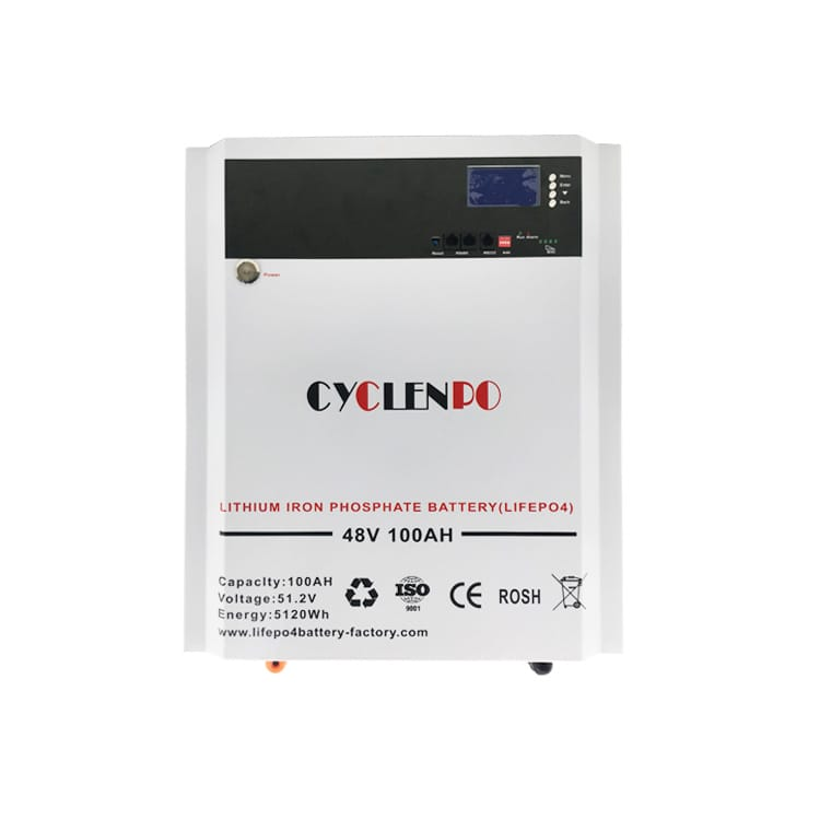 5kwh Lifepo4 48v 100ah Home Battery Replace Tesla Powerwall For Sale