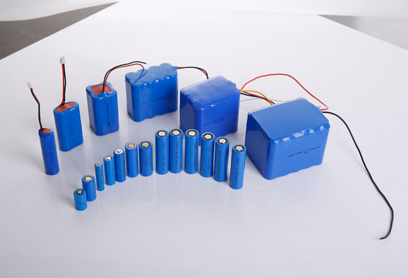 lithium-ion batteries factory china