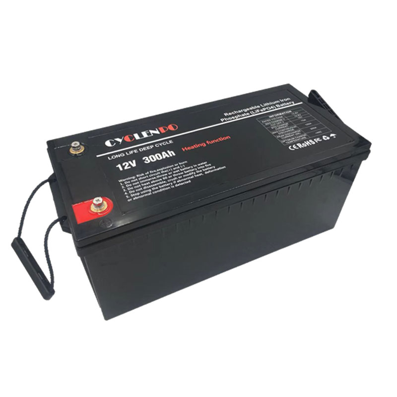 Lithium Ion Battery Heat Battery 12V 300Ah Lifepo4 Battery Pack