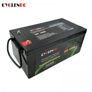 deep cycle 24v lithium battery