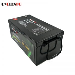 24v lifepo4 battery supplier