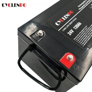 24v lithium iron phosphate battery