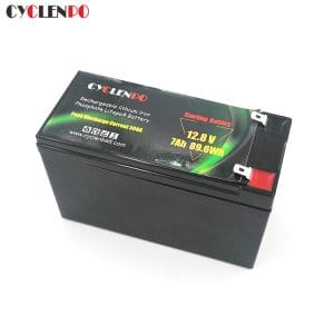 12v 7ah rechargeable battery for ups and scooter