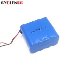 18650 14.8v 5200mah lithium ion rechargeable battery pack