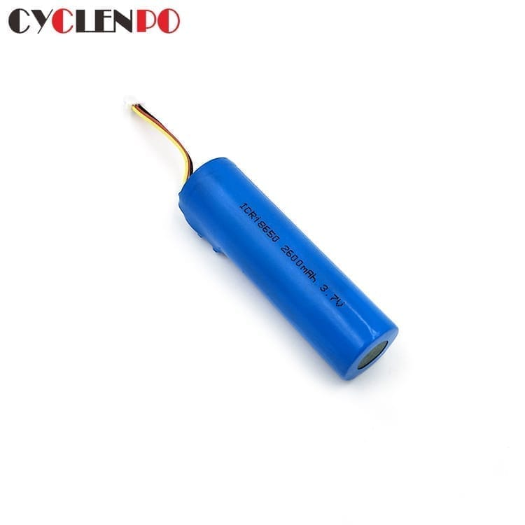 18650  battery 3.7v 2600mah lithium ion battery cell