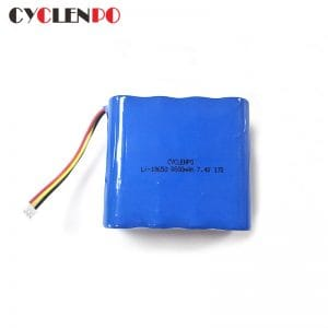 2s 7.4 volt battery