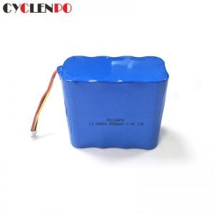 best  rechargeable lithium 7.4v 8800mah  battery