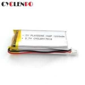 3.7 lipo battery