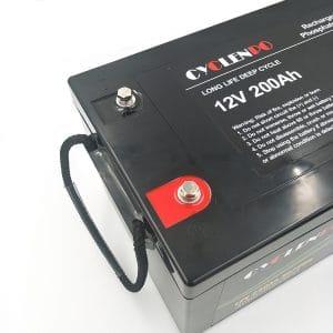 lifepo4 battery 12v 200ah