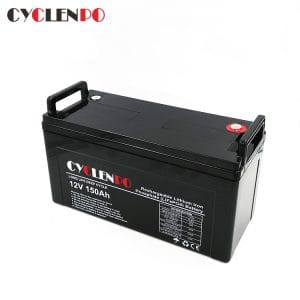 12v 150ah LiFePO4 Battery Pack for Lead Acid Replacement Application