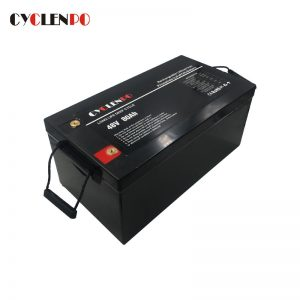 lithium ion battery 48v 80ah