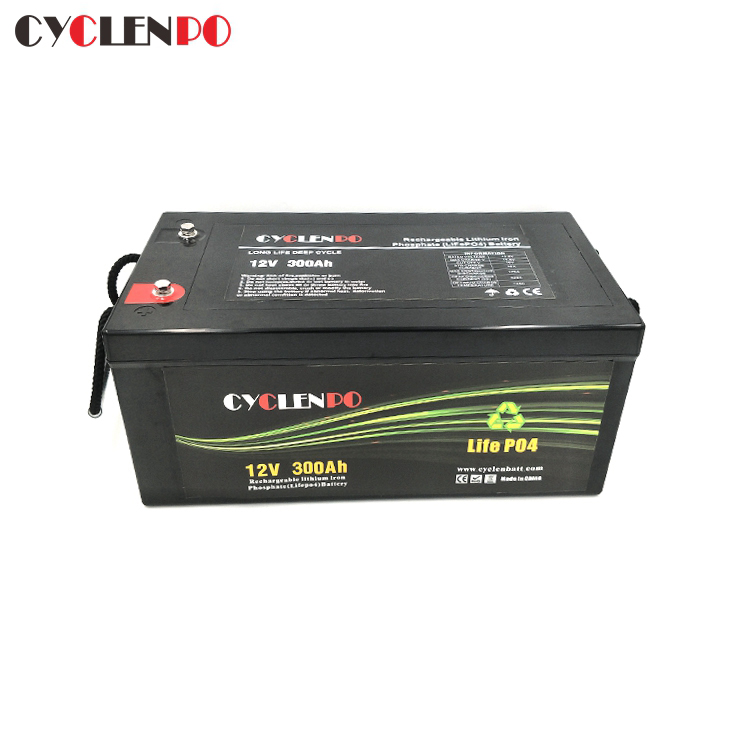 12v 300ah lithium ion battery