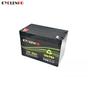 Lifepo4 12v 90Ah Lithium Ion Car battery