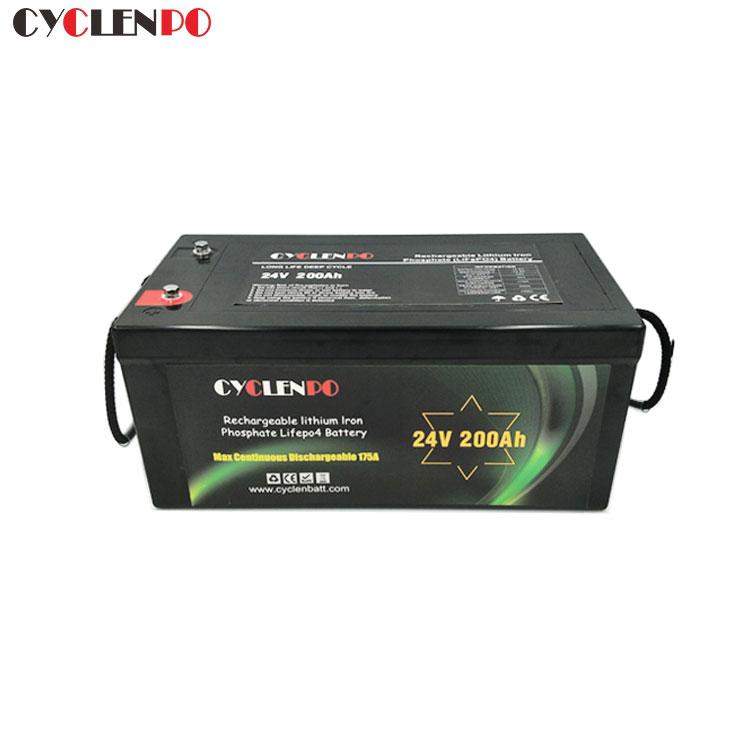 lifepo4 24v 200ah supplier