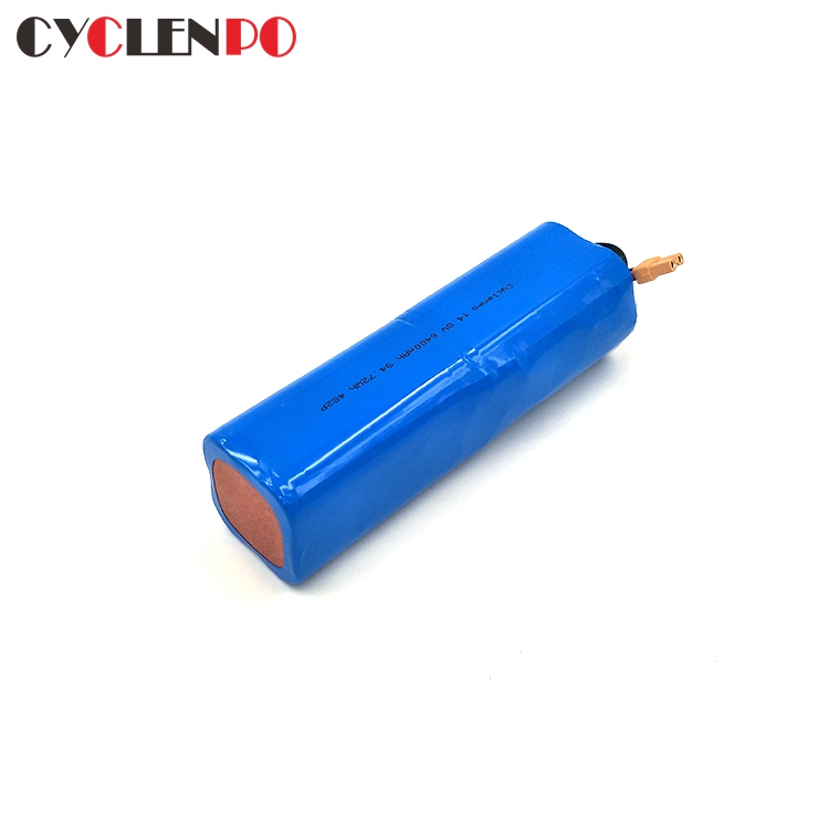 buy 18650 battery 4s2p 14.8v 6400mAh