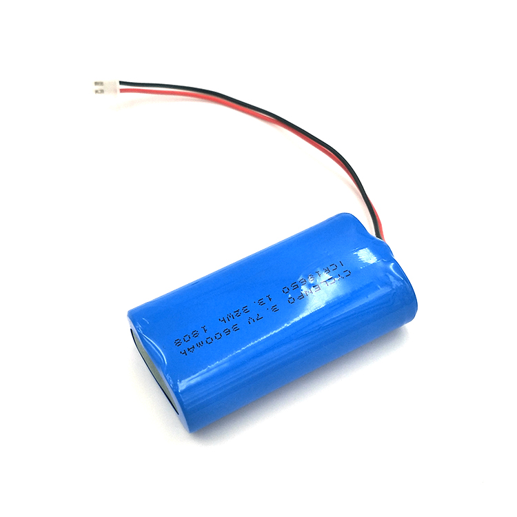 18650 battery 2600mah 3.7v lithium ion battery pack