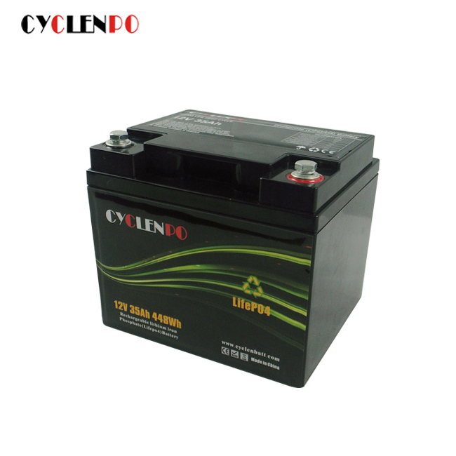 12v 35ah deep cycle battery