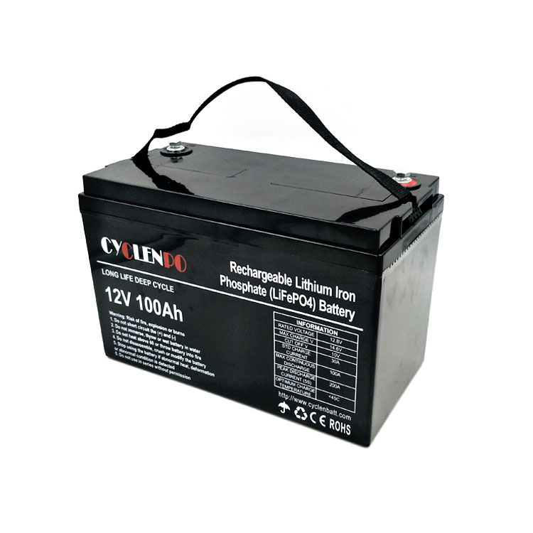 lithium phosphate battery manufacturer