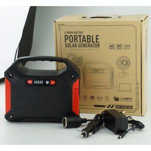 portable battery generator
