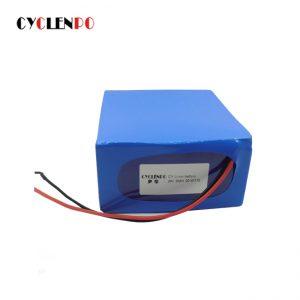 480W 24v 20ah battery