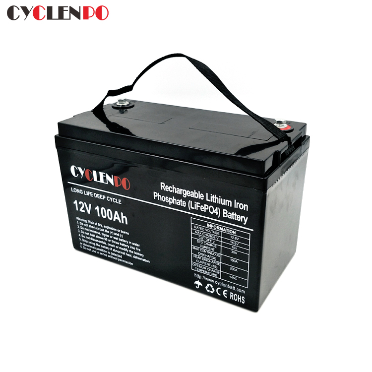 Basic maintenance tips and recommendations for Lifepo4 battery 12v 100ah