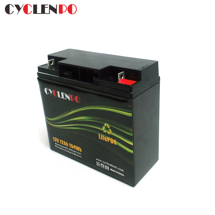12v 12ah rechargeable battery