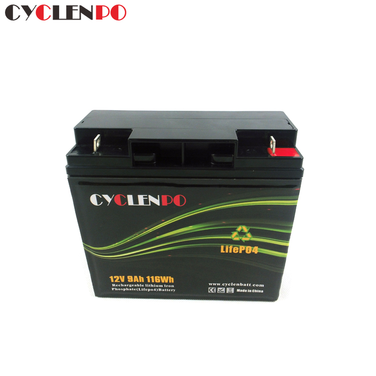 12 volt 9ah battery