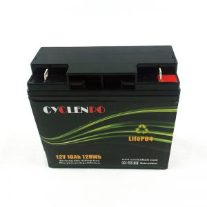 12v 10ah lithium ion battery