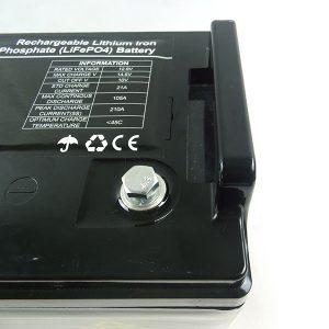 12v 105ah deep cycle battery