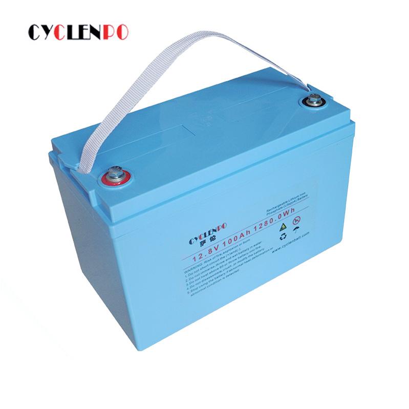 Lifepo4 battery 12v 100ah