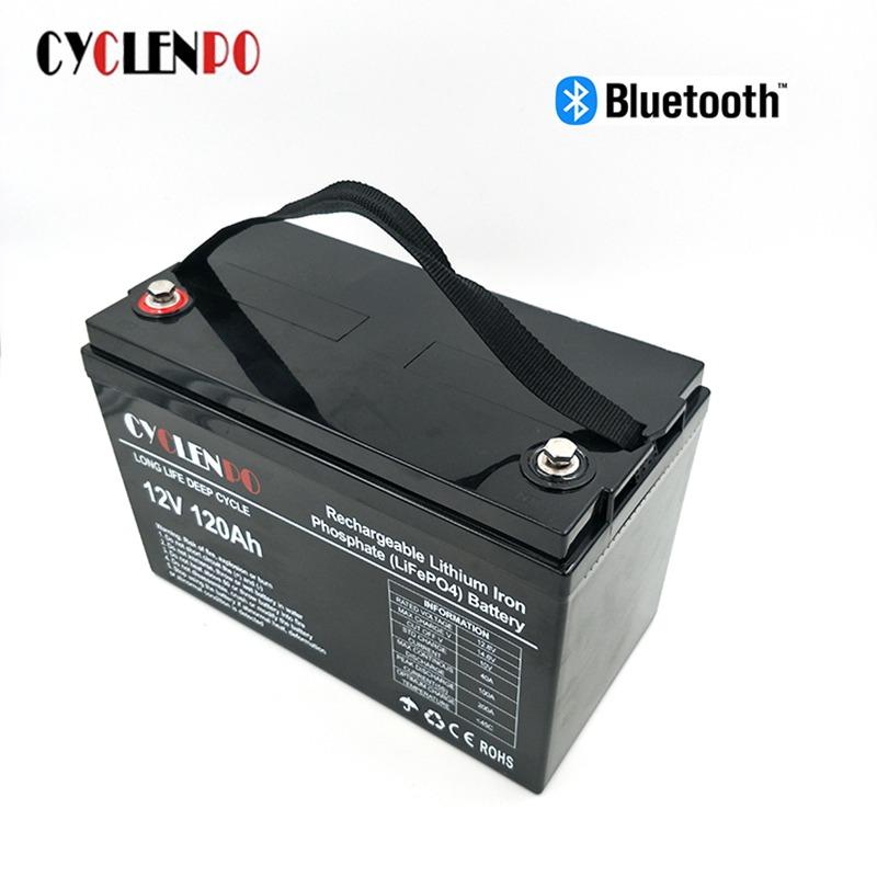 caravan battery
