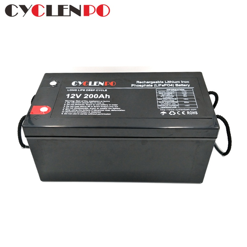 house battery