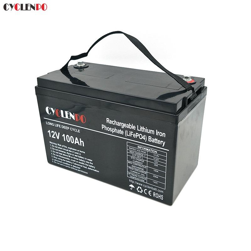 lithium iron battery green energy