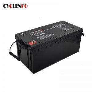 12v 200ah lithium ion battery manufacturer