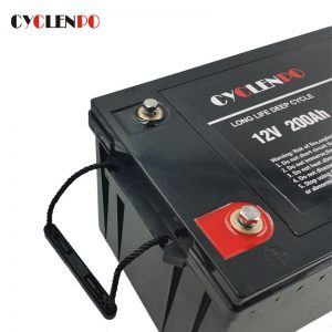 12 volt 200ah lithium battery