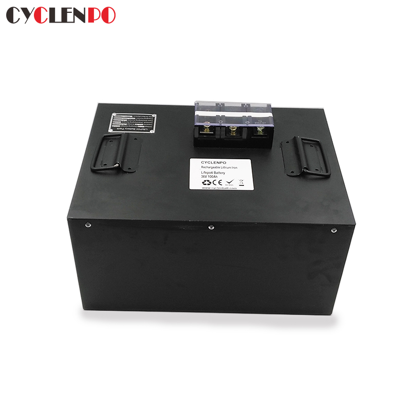 36v 100ah lithium ion battery supplier